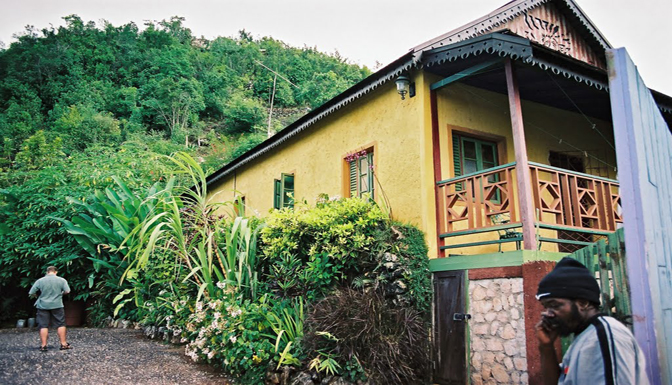 Home Of The Grandparents Of Bob Marley