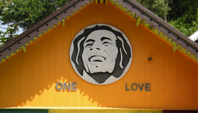 The Central Message Of Bob Marley- One Love